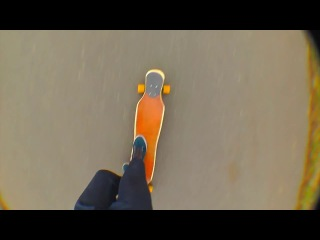 Simple Longboards: Let's Dance - The First Steps (for Goofy stance)