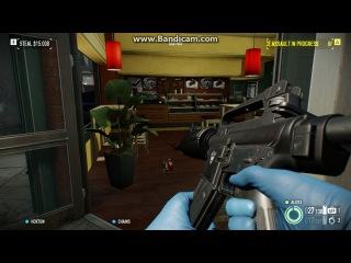 обычная жизнь грабителя(игра Payday 2)