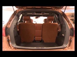 Тест-драйв LUXGEN 7 SUV