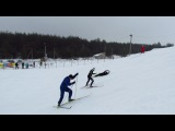 Альпийская долина 2013(1) как правильно падать