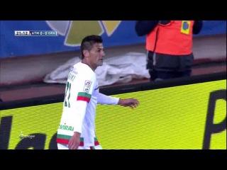 Чемпионат Испании 2013-14 / Примера / 30-й тур / Атлетико М - Гранада / 1 тайм