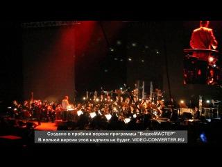 Би 2 Минск Арена 04 05 2014 Молитва