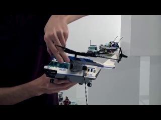 LEGO City Полиция. Видео дизайнеров.Новинки января 2014.