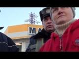На Украине отмороженые бандеровцы дрючат гаишников