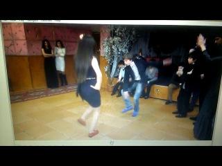 Людочка и Коля танцуют♥