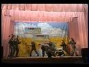 А-1352,(в/ч 61798),Граница,эстрадный танец , декабрь , 2003г.(архив)