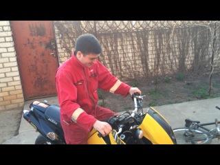 Rjavuy motor sport- KTM DUKE 690