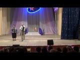 1 мая .Две звезды. Зоечка Капустина и Николай Бондарев с песней