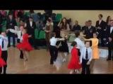 Танцы_Лиза Дорошенко и Ярослав