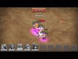 Битва Замков - Босс 2 стратегия Б2 - Castle Clash