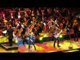 концерт группы Scorpions&Symphony Orchestra в Краснодаре 18.03.14г