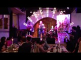 На презентации дебютного сольного альбома Кати Родиной