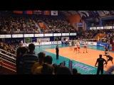 Белогорье Кузбасс волейбол