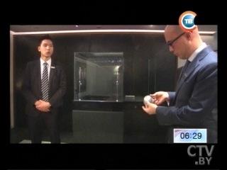 СTV.BY: В Гонконге состоится аукцион, на котором планируют пустить с молотка одну из 15 чашек, датированных 13 веком