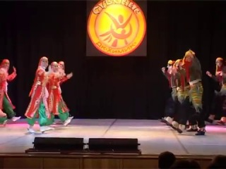 Турецкий танец The Turkish dance Halaj