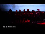 FANCAM_140412_Wolf_EXO_Greeting_Party_in_Japan__Hello__