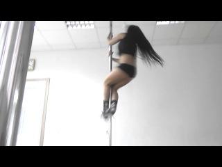 Sky dance studio.pole dance.ксения кислицина, настя папенко