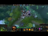 Earth Shaker and Invoker Rampage