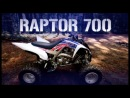 2013 NEW Yamaha ATV Raptor YFM 700 R awesome official video