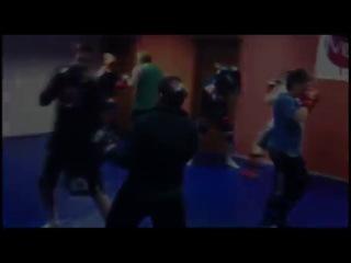 Fight club MaximuS средняя группа