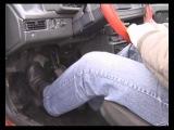 Регулировка сиденья водителя
