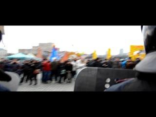 Противостояние. Харьков 23.02.2014
