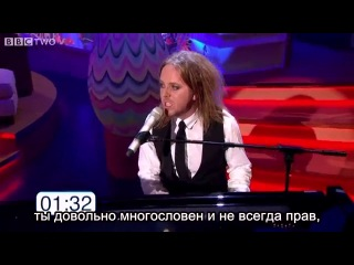 Tim Minchin – Three Minute Song [literary rus sub by subsisters]