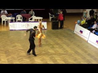 Timur Yusupov & Sofia Kharina - Showdance Samba