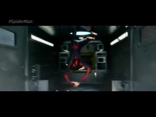 Новый Человек-Паук:Высокое Напряжение | Отрывок №4