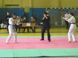 Чемпионат России по Ашихара каратэ 2008 г.