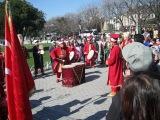 Турецкие барабаны. Гимн Османской империи