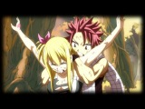 Anime Fairy Tail AMV Аниме Хвост Феи АМВ клип - Музыка Enrique Iglesias feat Ludacris Tonight Natsu Dragneel and Lucy Hea