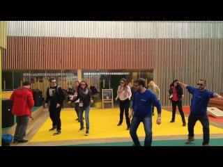 Сочи 2014, майкрософт танцули