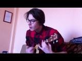 Miley Cyrus - Wrecking Ball (ukulele cover)
