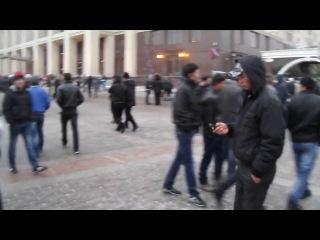 Новый Год-2014 на Красной площади - ни одного европейского лица (31.12.2013