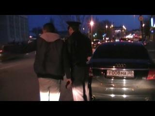 Полиция и ФСБ проводят совместную профилактику на дорогах Астрахани