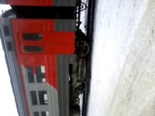 ЭР2Т-7204 на станции Вырица