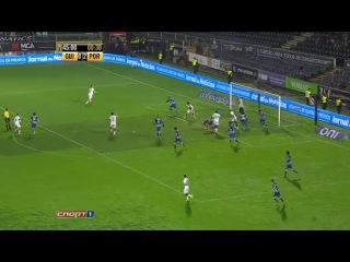 Лига Сагреш 2013-14 / 21-й тур / В.Гимараеш 2-2 Порту / Обзор матча