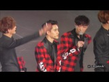 【Fancam】 EXO Hello 4.12 ED인사-2
