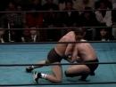 [#My1] Nobuhiko Takada vs. Yoshiaki Fujiwara - UWF Fighting Art (25.10.1989)