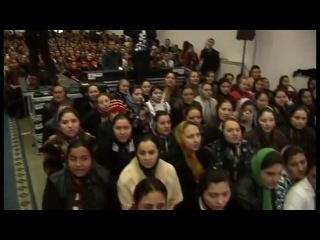Прославление румынских цыган