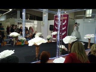 Выставка Wedding Fashion Moscow / «Свадебная, Вечерняя Мода и Аксессуары»