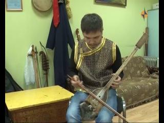 Тува.Кызыл. Тувинские мастера изготовили 30 игилов 25 апреля 2014