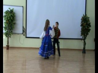 Танец Золушки и Щелкунчика