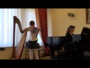 Соня Казакова. А. Яньшинов - Прялка
