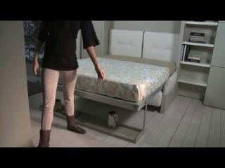 Мебель-трансформер CLEI в Белгороде. Каталог Living System