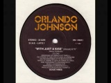 Orlando Johnson-With Just A Kiss