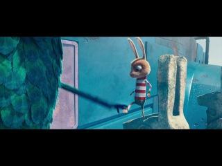 Дублированный трейлер мультфильма