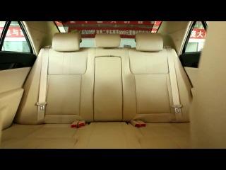 Автомобиль Geely Emgrand ec8 (Джили Эмгранд). Видео тест-драйв