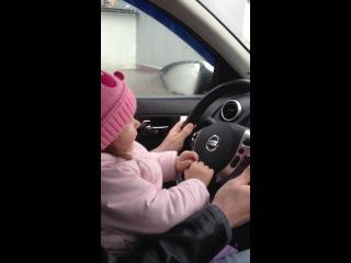 Маргоша водитель 2